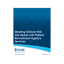 White Papers – Society for Clinical Research Sites